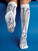 medias esqueleto