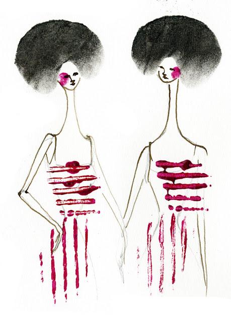 illustrazione milan kundera amore francesca ballarini