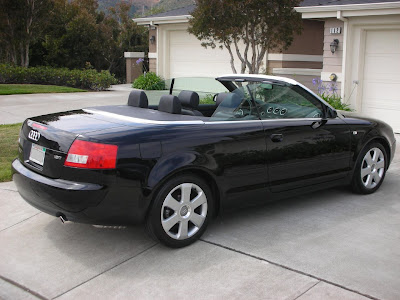 audi A4 1.8t Cabriolet