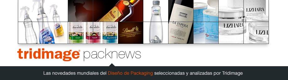 TRIDIMAGE PACKNEWS |  Blog con las novedades mundiales del diseño de packaging
