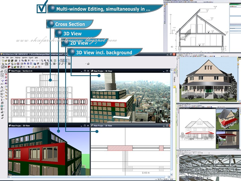 Architectural Cad Software