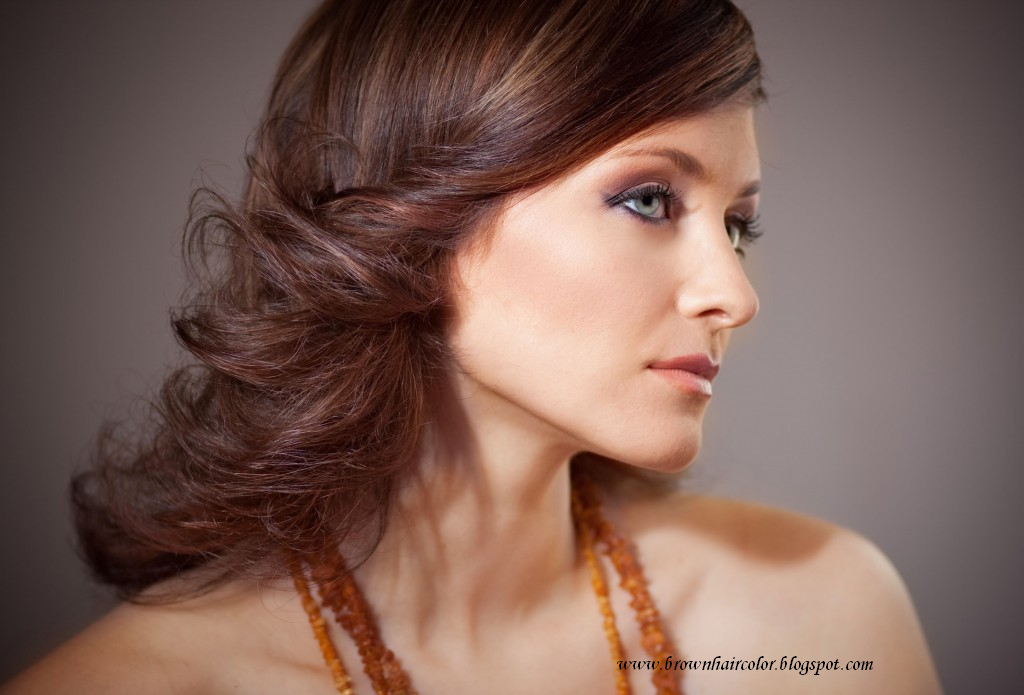 brown hair colours 2010. The biggest hair color trends