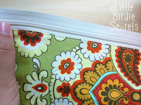 Little Birdie Secrets Wet Bag Tutorial