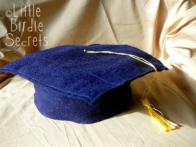 how to make a graduation cap little birdie secrets