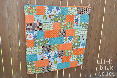 EASY BABY QUILTS PATTERNS « Free Patterns