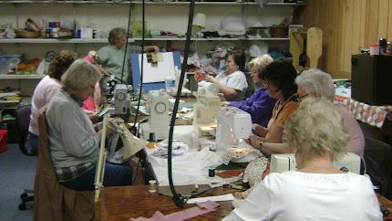 Seminol Patchwork Class