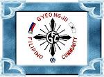 GYEONGJU FILIPINO COMMUNITY