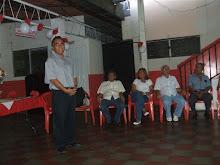 Acto en Homenaje a Rafael, Lito y Galia Aguiñada  29-sept-07