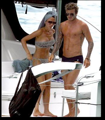 Victoria Beckham-David Beckham-Cruise-Travel cruise