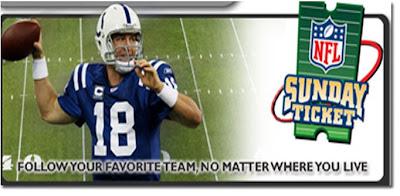NFL Sunday ticket-NFL Football