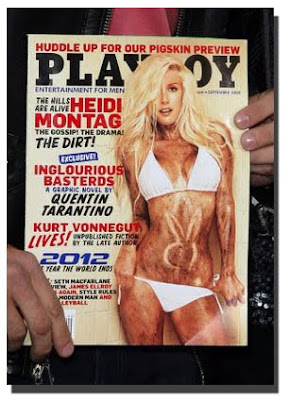 heidi montag playboy - heidi montag playboy photos