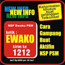 NSP PSM lebih Mudah ...