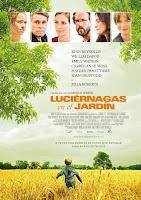 Luciernagas en el jardin