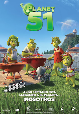 poster planet 51