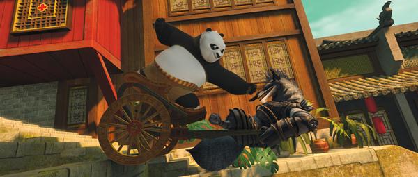 Kung Fu Panda 2, kung fu panda