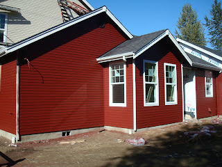 benjamin moore cottage red doesn 39 t come in five gallon buckets. Black Bedroom Furniture Sets. Home Design Ideas