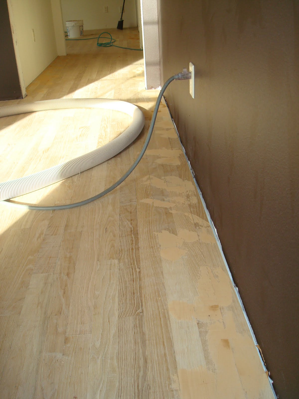 Exceptional Buffing Hardwood Floors Video Part - 8: Jayu0027s House