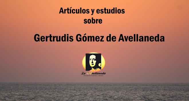 Artículos y estudios sobre La Avellaneda