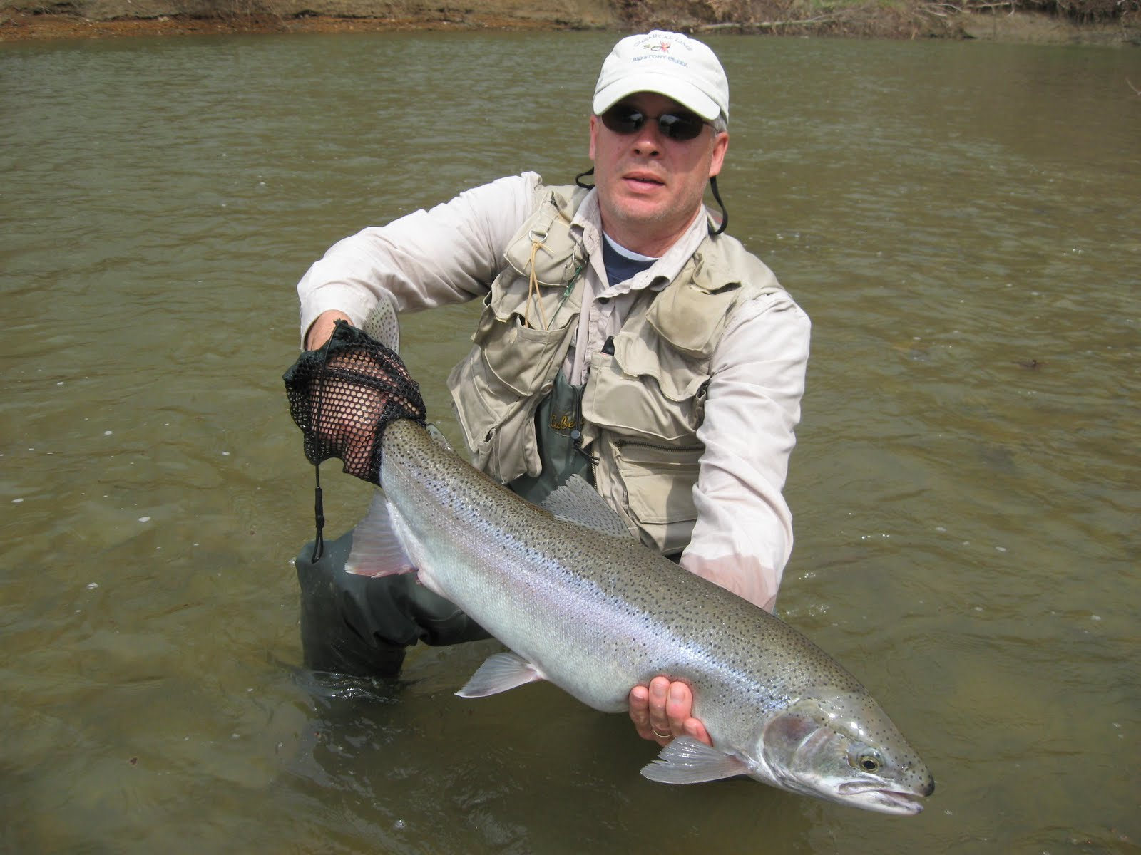 Pa ohio steelhead guides fly fishing reports fly tying for Fly fishing ohio