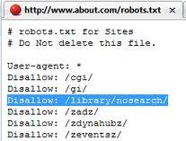 SEO - Robots.txt Code