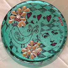Altered Sweet Tin
