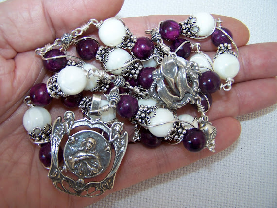 No. 84.  Immaculate Conception Chaplet ( NEW )