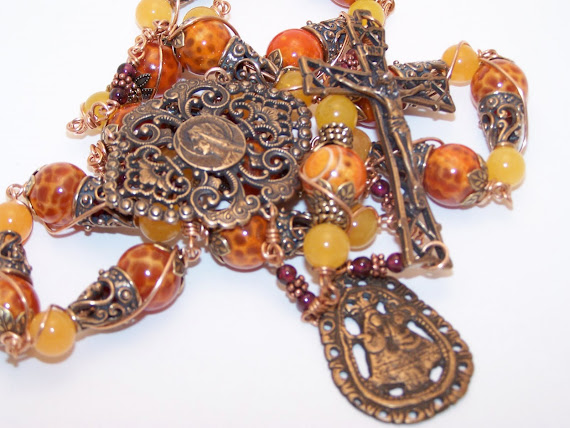 No. 80.  (SOLD) Chaplet of The Immaculate Conception (NEW)