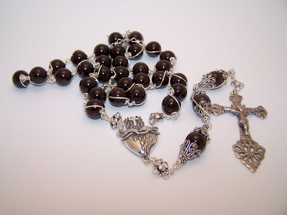 No. 93.  Chaplet of The Pecious Blood- NEW (SOLD)