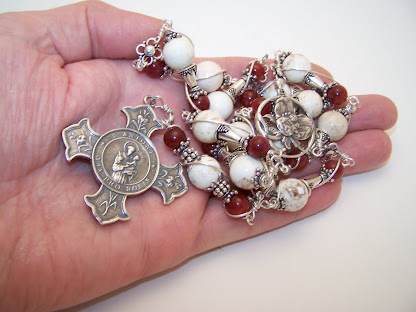 Chaplet of Saint Anthony- SOLD
