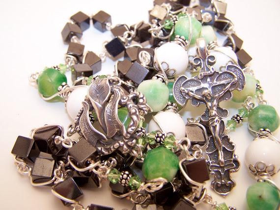 No. 50.  5 Decade Rosary- NEW (SOLD)