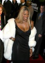 Serena Williams Tennis Star