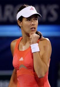 Ana Ivanovic Hot Tennis Wallpapers