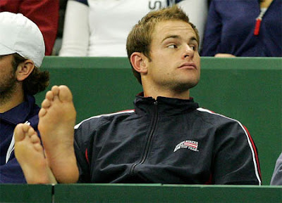 Andy Roddick Hot Tennis Wallpapers
