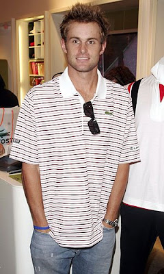 Andy Roddick Top Tennis Player Photo Gallery