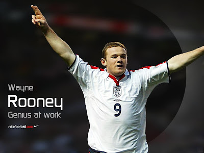 Wayne Rooney Top Soccer Player Wallpapaers