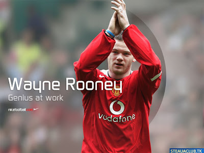 Wayne Rooney Top Soccer Player Pictures