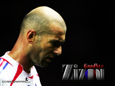 Zinedine Zidane Top Soccer Player Pictures