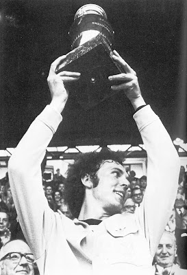Franz Beckenbauer Won The Cup