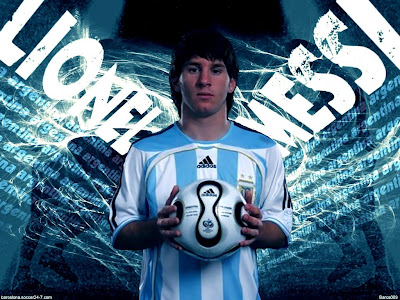 Lionel Messi Top Soccer Player Gallery