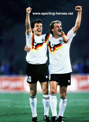 Lothar Mathaus Top Soccer Player Gallery