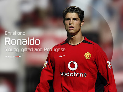C Ronaldo Top Soccer Player Picture