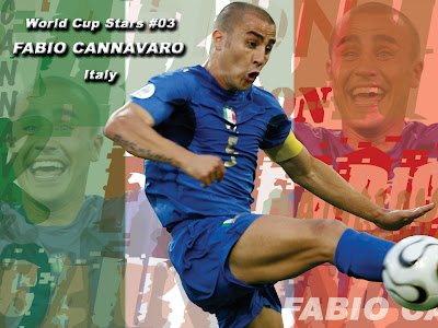 Cannavaro Photo Gallery