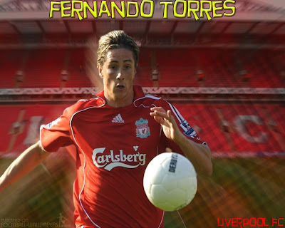 Torres Top Soccer Player Gallery