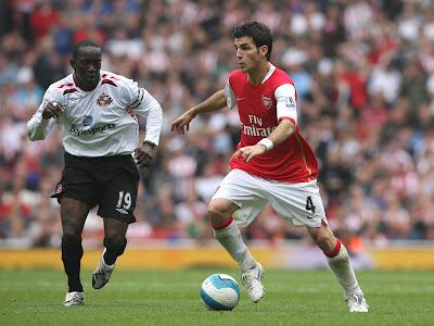 Fabregas Top Soccer Player Gallery