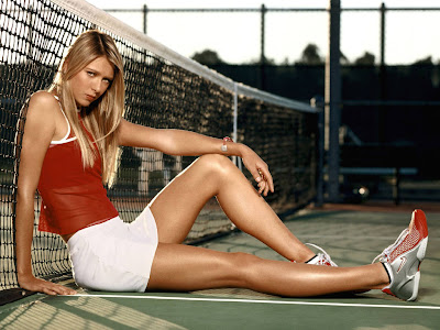 Maria Sharapova Tennis Players Pictures