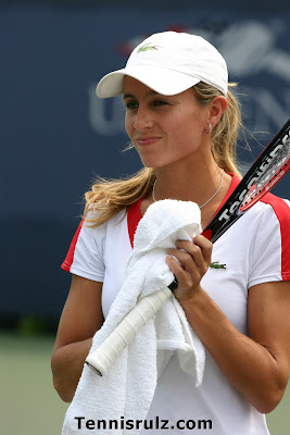 Gisela Dulko Tennis Player Pictures