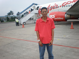 Manager Kembara Ilmu di Bandara Hussein Sastranegara Bandung