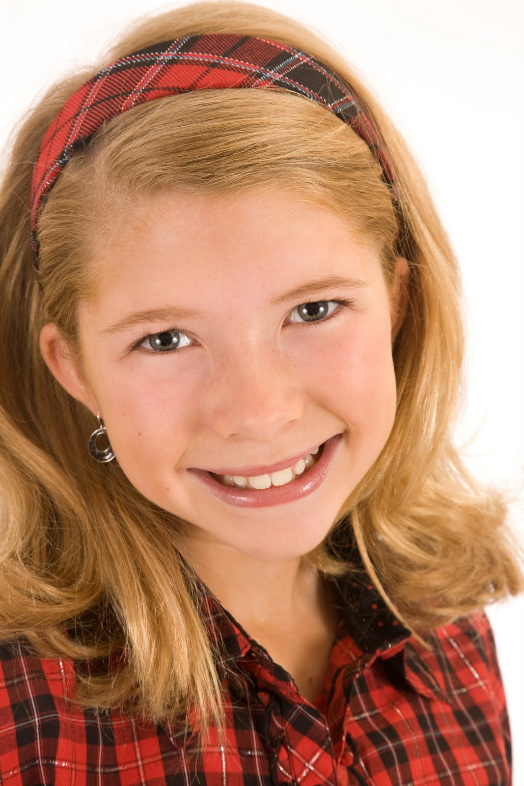 National American Miss Iowa Junior Pre-Teen 2009
