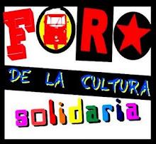 Foro de la Cultura Solidaria