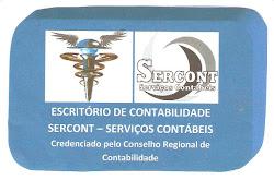 SERCONT - SERVIÇOS CONTÁBEIS
